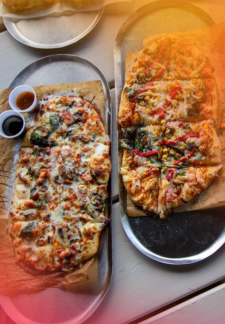 Slim & Husky's Pizza Beeria Restaurant