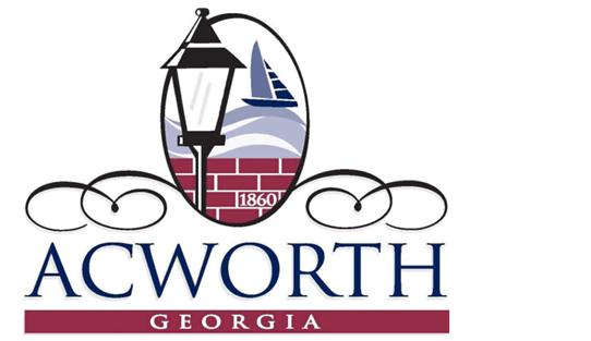 City of Acworth GA logo