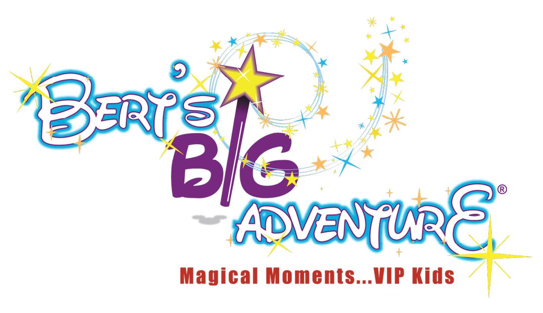 Bert's Big Adventure logo