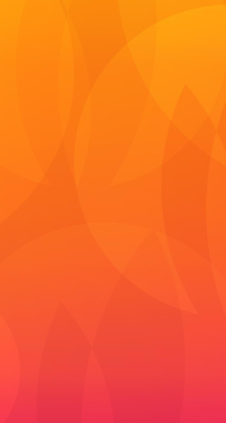 Gas South orange flame texture