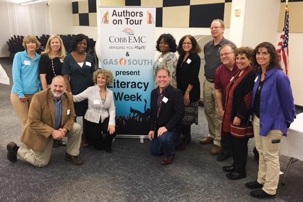 Gas South presents literacy week